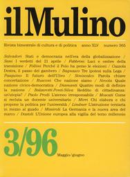 Copertina del fascicolo dell'articolo Luci e ombre della transizione