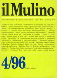Copertina del fascicolo dell'articolo Perché rifare la Costituzione economica italiana