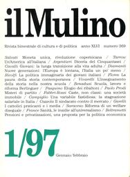 Copertina del fascicolo dell'articolo Pensioni e privatizzazioni: una proposta per la politica economica italiana