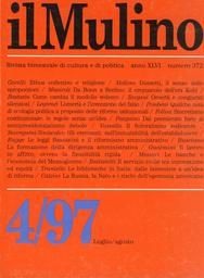 Copertina del fascicolo dell'articolo Il sincretismo costituzionale. Se le regole non hanno un'idea
