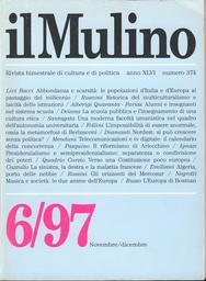 Copertina del fascicolo dell'articolo Verso una Costituzione poco europea