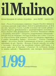 Copertina del fascicolo dell'articolo La questione migratoria e il quadro demografico italiano