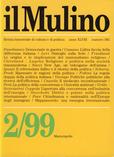 cover del fascicolo, Fascicolo arretrato n.2/1999 (marzo-aprile)