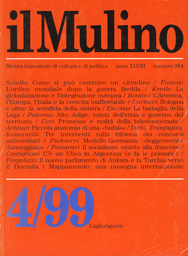 Copertina del fascicolo dell'articolo La globalizzazione e l'integrazione europea