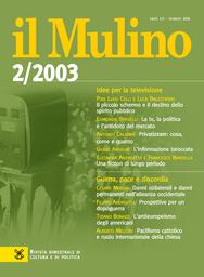 Copertina del fascicolo dell'articolo Prospettive per un dopoguerra