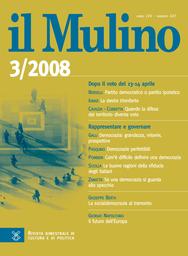 Copertina del fascicolo dell'articolo La socialdemocrazia al tramonto