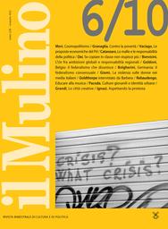 Copertina del fascicolo dell'articolo L'Ue fra ambizioni globali e responsabilità regionali