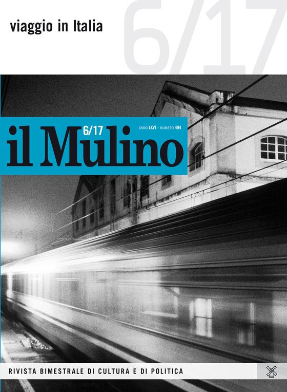 Cover del fascicolo Viaggio in Italia. Racconto di un paese difficile e bellissimo