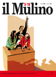 cover del fascicolo, Fascicolo arretrato n.3/2018 (May-June)