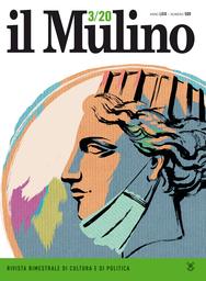 Copertina del fascicolo dell'articolo Natura e Politica, vandali della storia