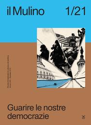 Copertina della rivista il Mulino, January-March 2021