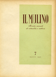 Copertina del fascicolo dell'articolo Bestie del 900, di Aldo Palazzeschi
