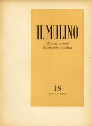 Copertina del fascicolo dell'articolo Lo spettacolo di Pandolfi