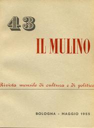 Copertina del fascicolo dell'articolo Gioberti e l'esperienza del '48