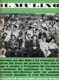 Copertina del fascicolo dell'articolo Diario d'Algeria