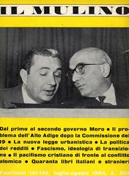 Copertina del fascicolo dell'articolo La resistenza nelle Marche