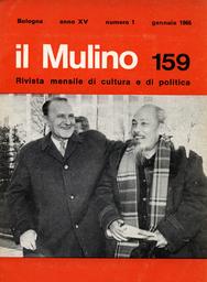 Copertina del fascicolo dell'articolo Il PSI verso l'unificazione