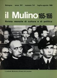 Copertina del fascicolo dell'articolo L'imminente crisi del funzionalismo e di altre teorie sociologiche