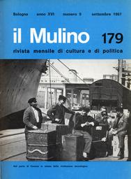 Copertina del fascicolo dell'articolo I portuali libertari di Genova