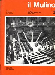 Copertina del fascicolo dell'articolo L'inchiesta sui socialisti: necessità di una nuova strategia politica