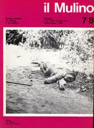 Copertina del fascicolo dell'articolo Gruppi informali e umanizzazione del lavoro