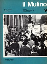 Copertina del fascicolo dell'articolo La crisi della partecipazione politica